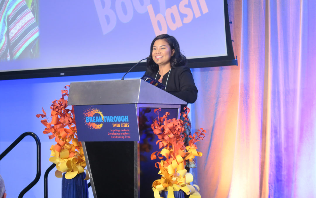 Yusanat Tway – Booyah Bash 2019 Speech