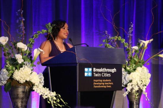 Shannon Jondro's Booyah Bash Speech